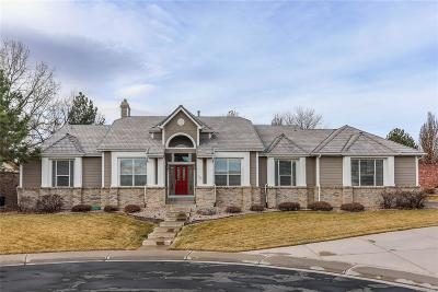 Greenwood Village CO Single Family Home Under Contract: $899,820