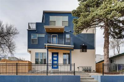 West Colfax Condo/Townhouse Under Contract: 1265 Perry Street