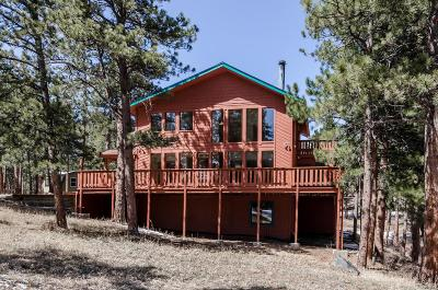 Evergreen Single Family Home Under Contract: 27424 Pine Valley Drive