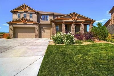 Arvada Single Family Home Active: 9321 Nile Court