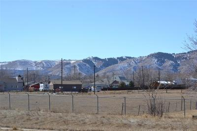 Golden Residential Lots & Land Active: 15806 West 12th Avenue