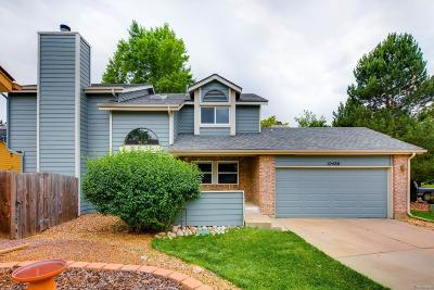 Arvada Single Family Home Under Contract: 10480 West 85th Place