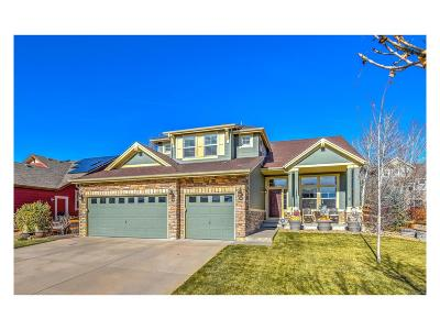 Broomfield Single Family Home Under Contract: 2861 Madison Lane