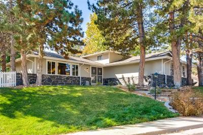 Centennial Single Family Home Active: 6497 South Heritage Place