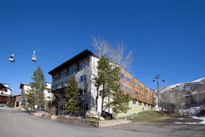 Steamboat Springs Condo/Townhouse Under Contract: 2320 Ski Trail Lane #102