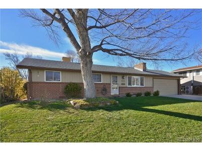 Longmont Single Family Home Active: 1433 Sherri Mar Street