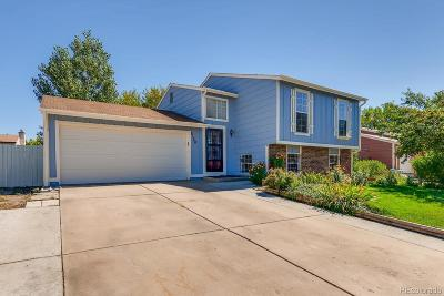 Denver Single Family Home Under Contract: 5128 Sable Street