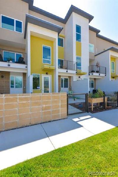 Fort Collins Condo/Townhouse Active: 225 Green Leaf Street #4