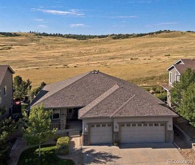 Highlands Ranch Single Family Home Active: 10905 Glengate Circle