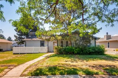 Broomfield Single Family Home Active: 42 South Scott Drive