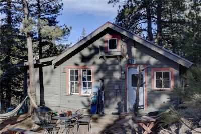 Evergreen Single Family Home Under Contract: 4962 Little Cub Creek Road