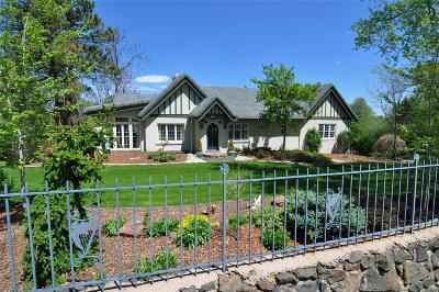 Golden, Lakewood, Arvada, Evergreen, Morrison Single Family Home Active: 1200 Orchard Road