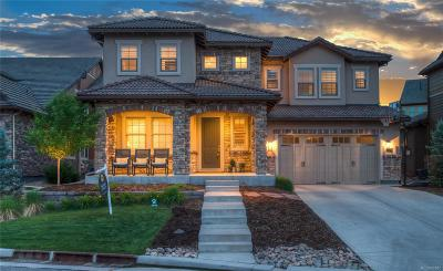 Highlands Ranch Single Family Home Active: 10638 Soulmark Way