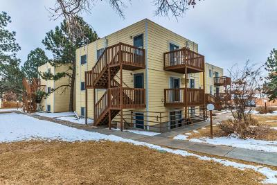 Wheat Ridge Condo/Townhouse Under Contract: 9340 West 49th Avenue #215