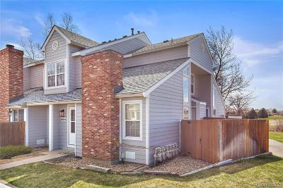 Arvada Condo/Townhouse Under Contract: 8330 West 87th Drive #A