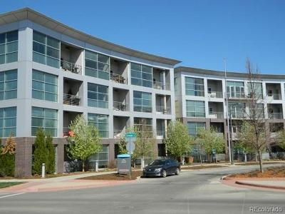 Stapleton Condo/Townhouse Active: 2958 Syracuse Street #418