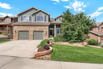 Castle Pines North Single Family Home Under Contract: 8198 Oak Briar Way