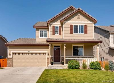 Erie Single Family Home Under Contract: 775 Graham Circle