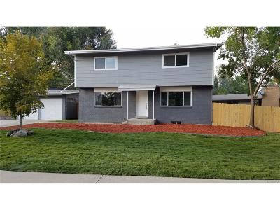 Wheat Ridge Single Family Home Active: 12375 West 34th Place