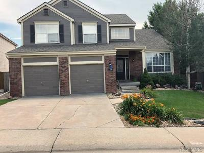Highlands Ranch Single Family Home Under Contract: 9886 Silver Maple Road