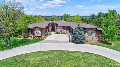 Littleton Single Family Home Active: 4510 Longhorn