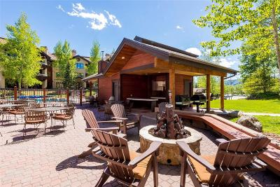 Steamboat Springs Condo/Townhouse Active: 2800 Village Drive #1112