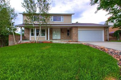 Centennial Single Family Home Active: 6720 East Lake Circle