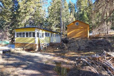 Conifer CO Single Family Home Under Contract: $178,900
