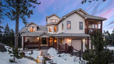 Conifer Single Family Home Under Contract: 10935 Beas Drive