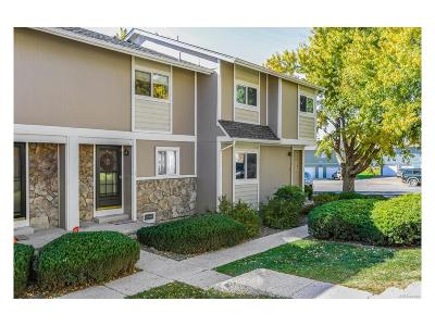 Thornton Condo/Townhouse Under Contract: 2127 Coronado Parkway #C