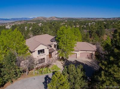 Castle Rock Single Family Home Active: 131 Equinox Drive