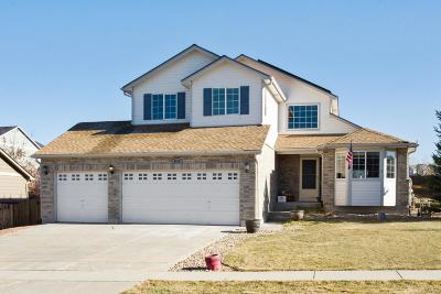 Arvada Single Family Home Active: 5528 Quail Court