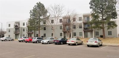 Thornton Condo/Townhouse Sold: 1383 West 88th Avenue #109