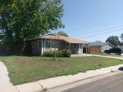 Denver Single Family Home Under Contract: 2615 West 90th Place