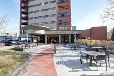 Denver Condo/Townhouse Active: 100 Park Avenue #1006