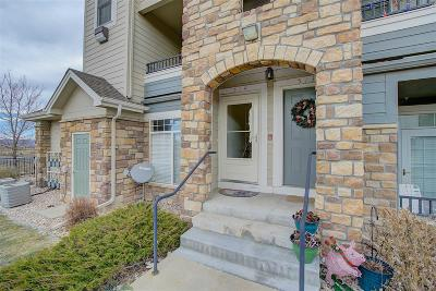 Castle Rock Condo/Townhouse Under Contract: 466 Black Feather Loop #514