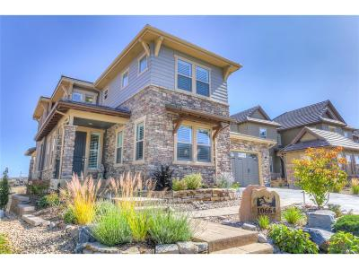 Highlands Ranch CO Single Family Home Under Contract: $975,000