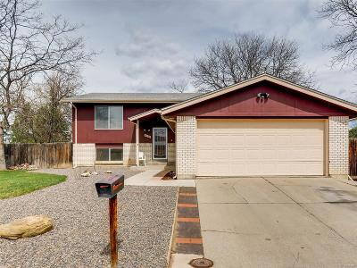 Arvada Single Family Home Active: 13397 W 67th Drive