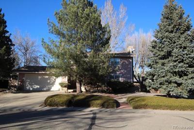 Lafayette Single Family Home Active: 1299 Doric Drive