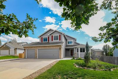 Frederick Single Family Home Active: 4898 Wren Court