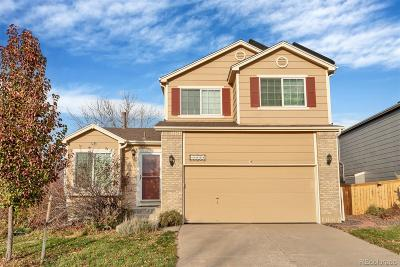 Highlands Ranch Single Family Home Under Contract: 9650 Newcastle Drive
