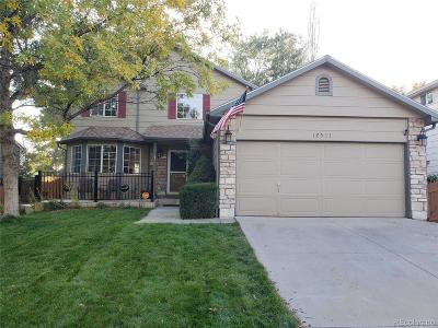 Broomfield Single Family Home Active: 12533 Dale Court