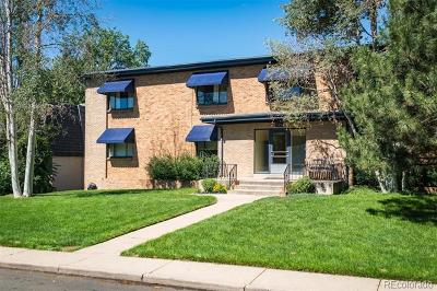Cherry Creek Condo/Townhouse Active: 155 Jackson Street #6