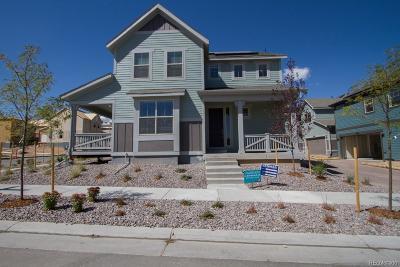 Littleton Single Family Home Active: 9763 Bennett Peak Street