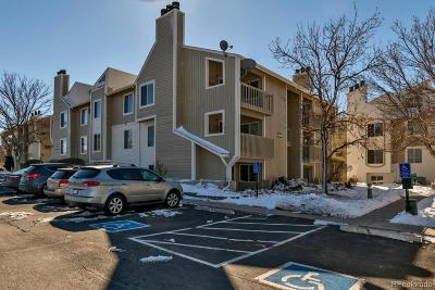 Aurora Condo/Townhouse Under Contract: 4068 South Atchison Way #102