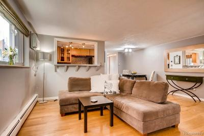 Denver Condo/Townhouse Under Contract: 352 South Lafayette Street #203