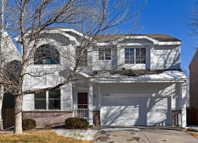 Northglenn Single Family Home Under Contract: 10790 Madison Way