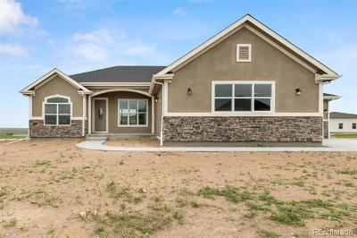 Severance Single Family Home Active: 2889 Branding Iron Drive