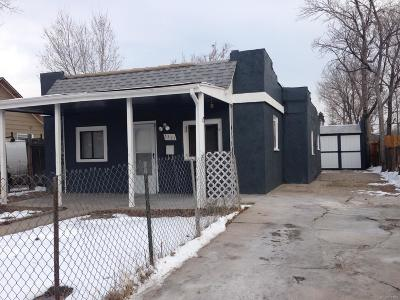 Denver Single Family Home Under Contract: 3351 West Ohio Avenue