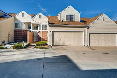 Arvada Condo/Townhouse Active: 12995 West 64th Drive #C
